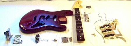 Fender Highway One, Stratocaster guitar, fender stratocaster, guitar, electric guitar