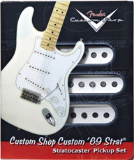 fender custom shop pickups