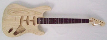 warmoth guitar