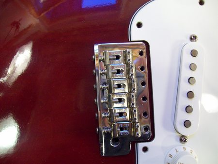 Fender Highway One Stratocaster anatomy, part two on