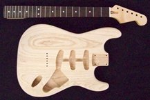 warmoth neck and body